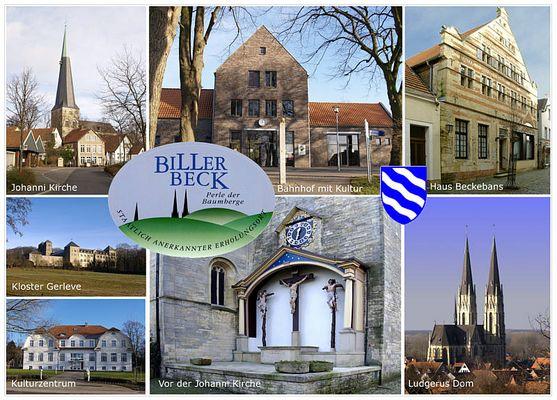 Postkarte Billerbeck