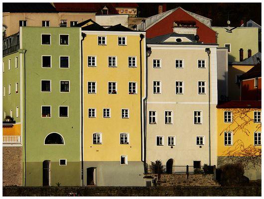Postkartenmotive in Passau 1
