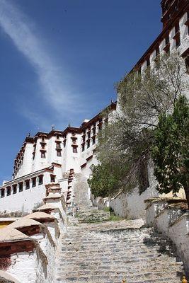 Potala Palast, Lhasa, Tibet