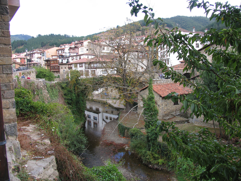 Potes en el Valle de Liébana - Cantabria