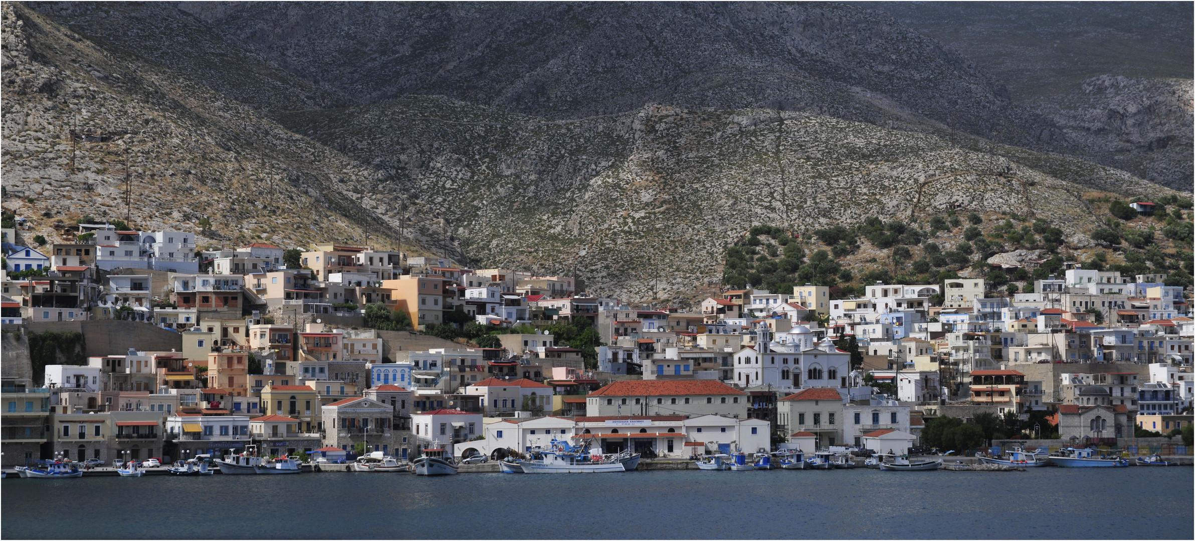 Pothia auf Kalymnos