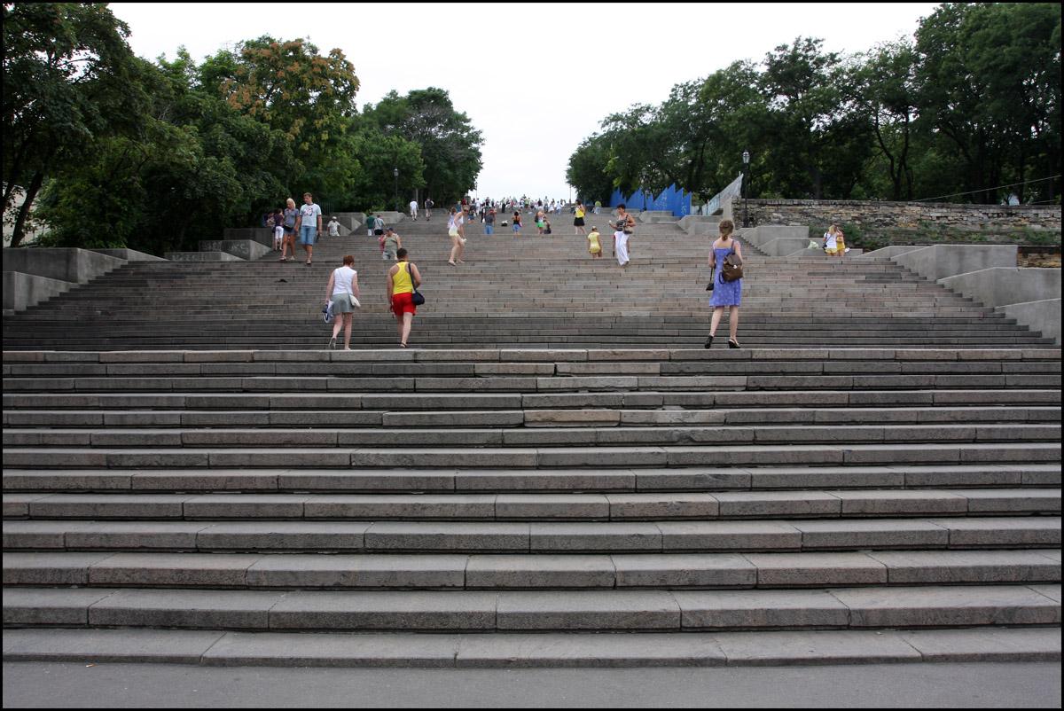 Potjomkinsche Treppe