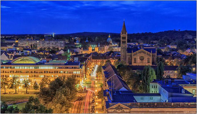 - Potsdam -
