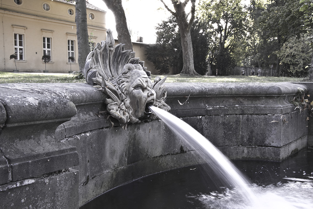 Potsdam im Park