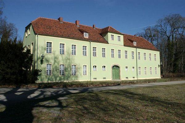 Potsdam Neuer Garten - Grünes Haus