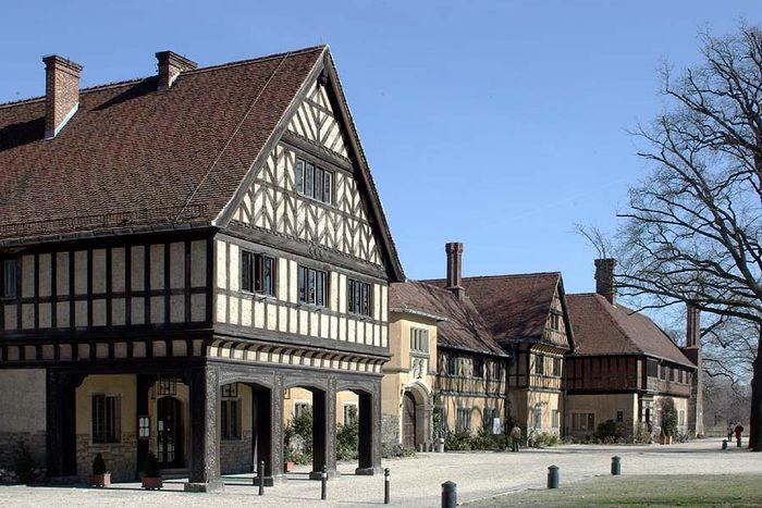 Potsdam Neuer Garten - Schloss Cecilienhof