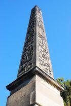 Potsdam Obelisk (1748) vorm Obeliskportal