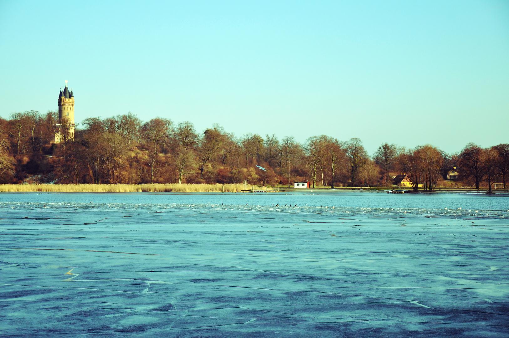 Potsdam, Tiefer See