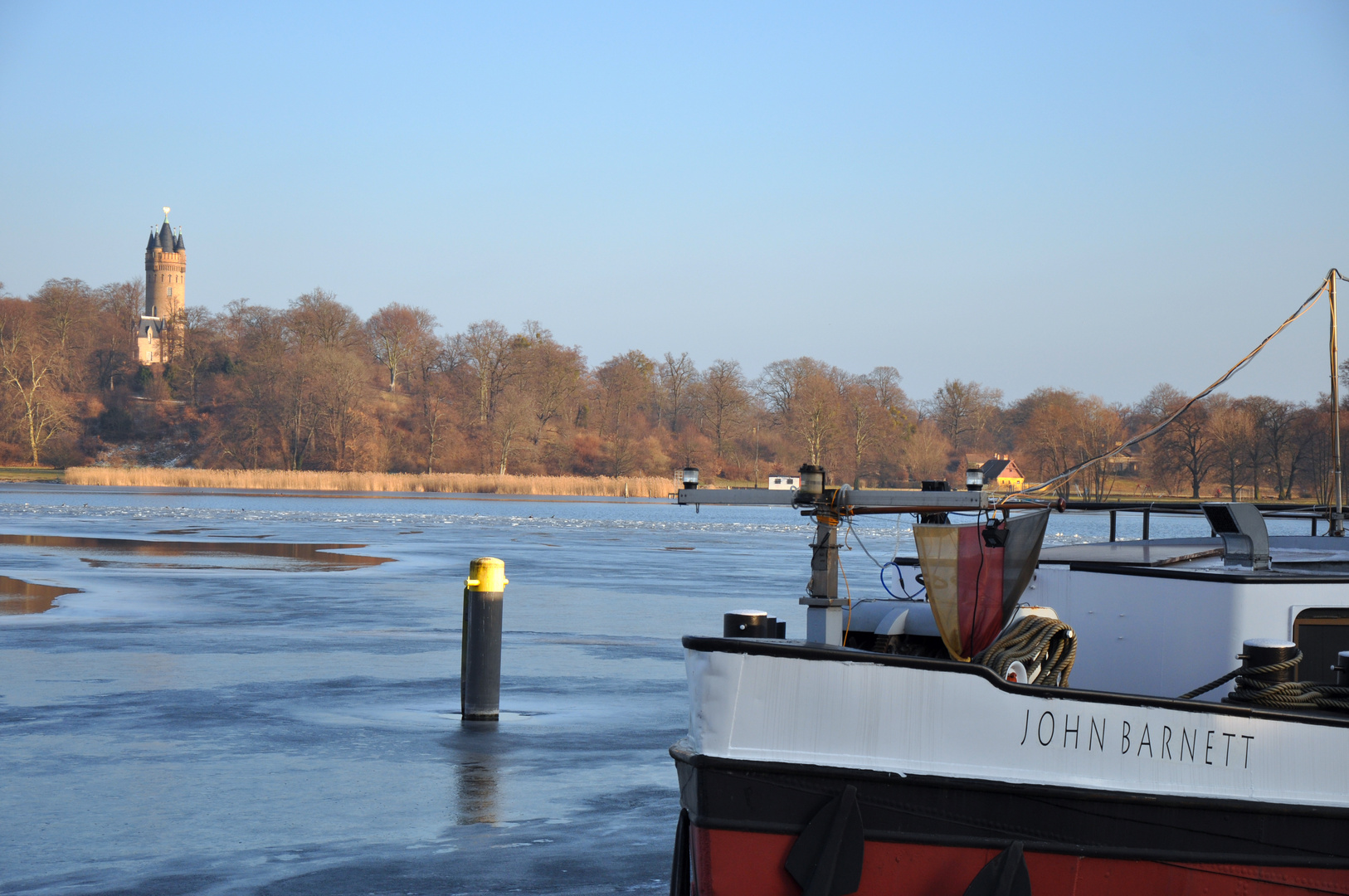 Potsdam, Tiefer See 2