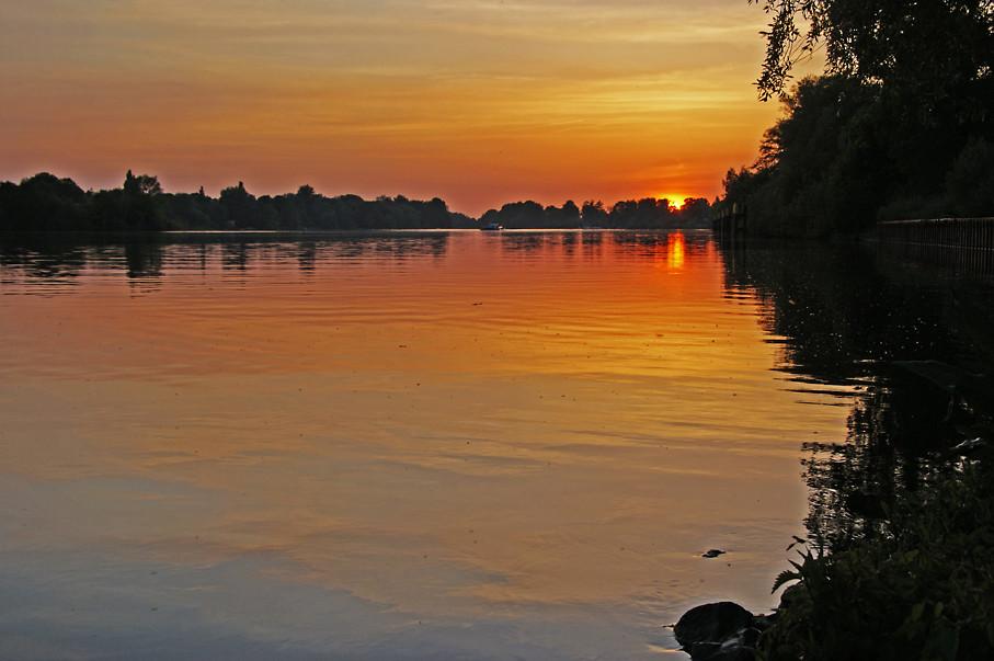 Potsdam und Umgebung, 10.05.09 – 14