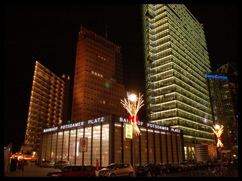 |+_Potsdamer Platz_+|