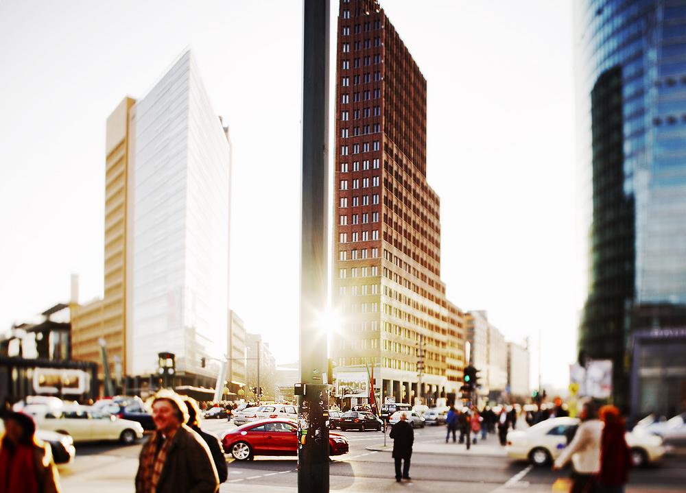 Potsdamer Platz | Berlin | Shift & Tilt 24mm TSE