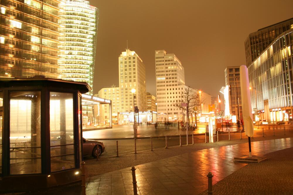 Potsdamer Platz Feb. 2007