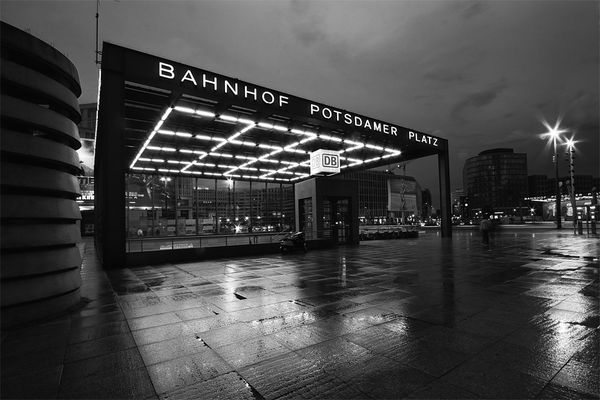 Potsdamer Platz Impressionen
