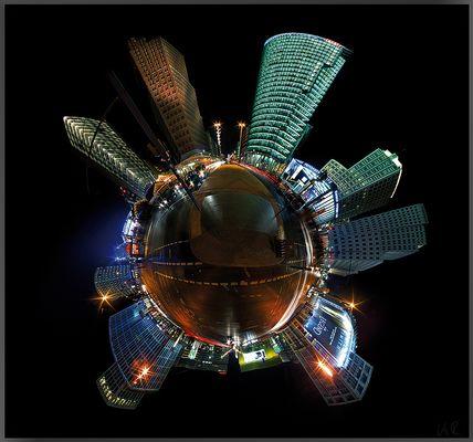 Potsdamer Platz planet