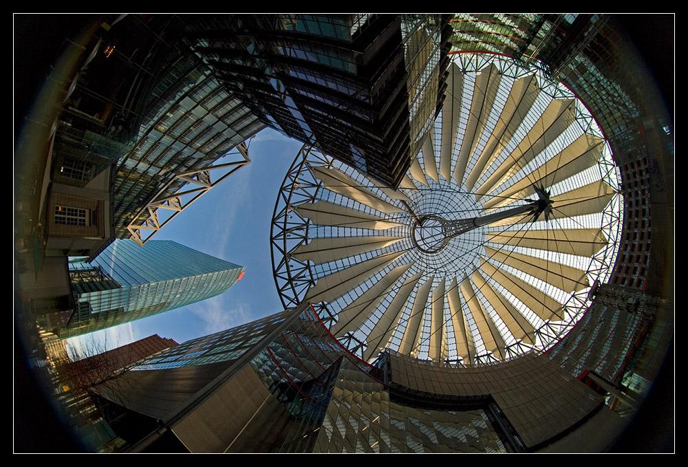 Potsdamer Platz Sony Center - Extrem Edition II