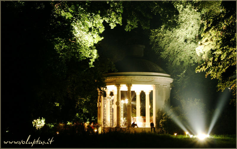 Potsdamer Schlössernacht 2007 Tempel2