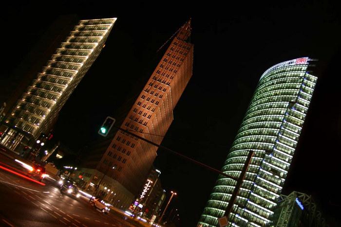 PotsdamerPlatz@Night