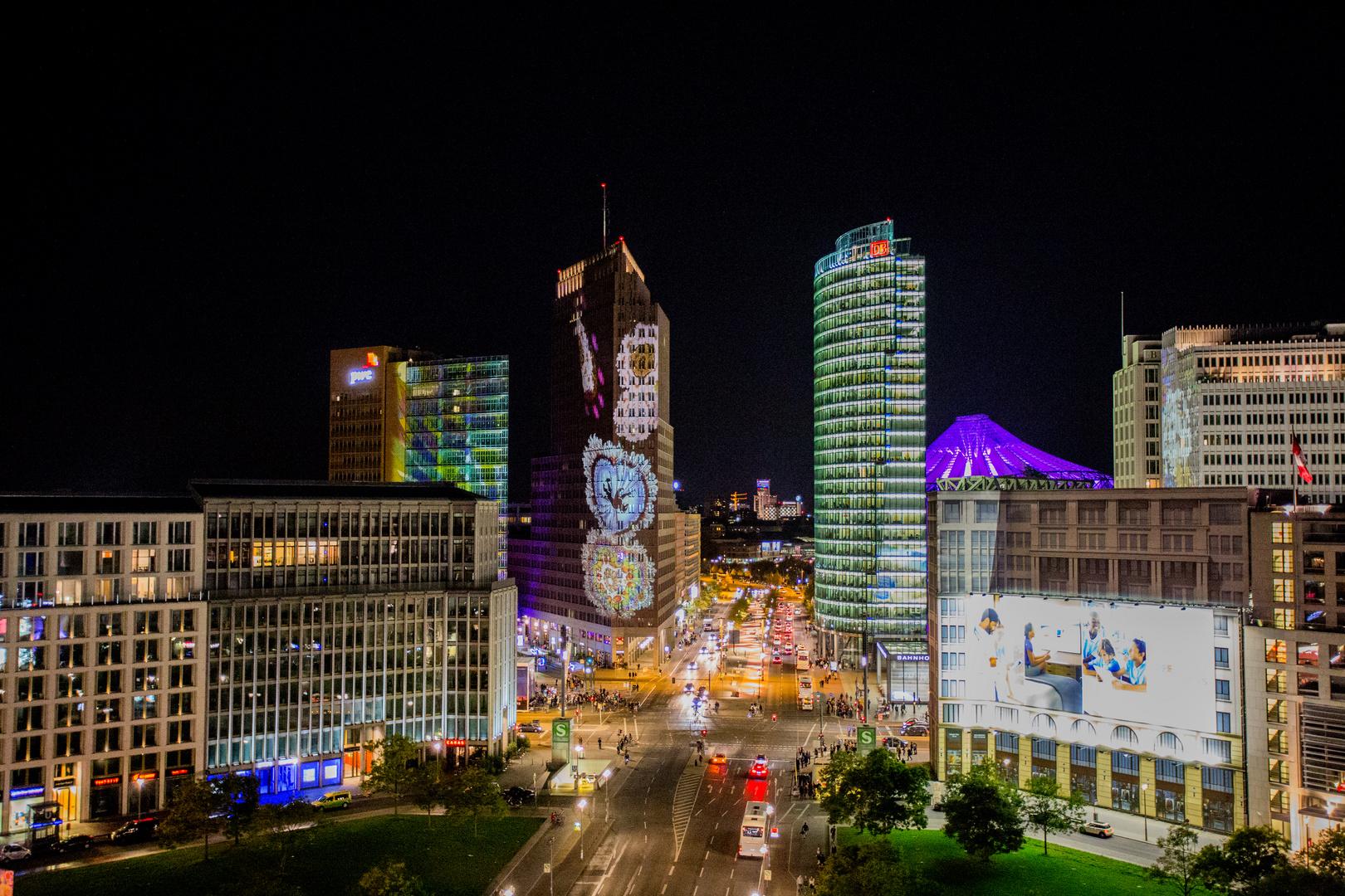 Potsdammer Platz / Berlin