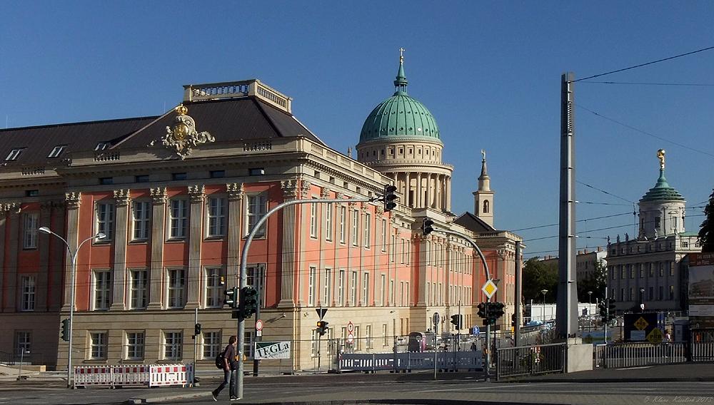 Potsdams alte neue Mitte mausert sich ganz schön
