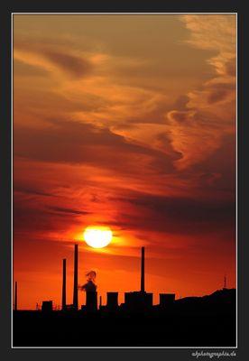 Pott Sunset -2-