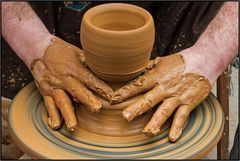 Potters´ work