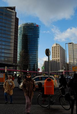 Potzdamer Platz, mars 2012 (2)
