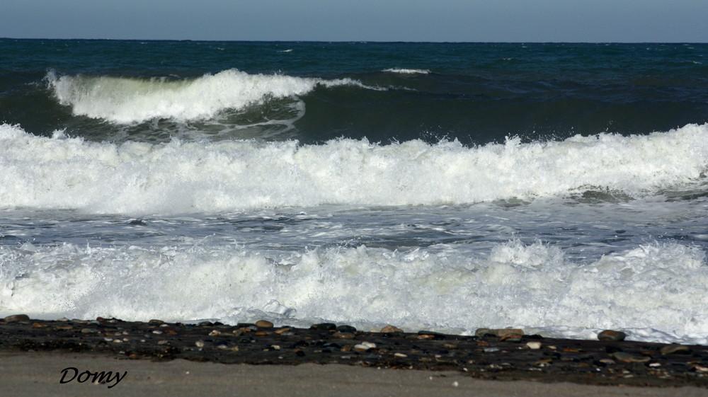 Pour finir sur la plage .....
