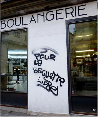 """""""Pour la baguette libre""""..."""