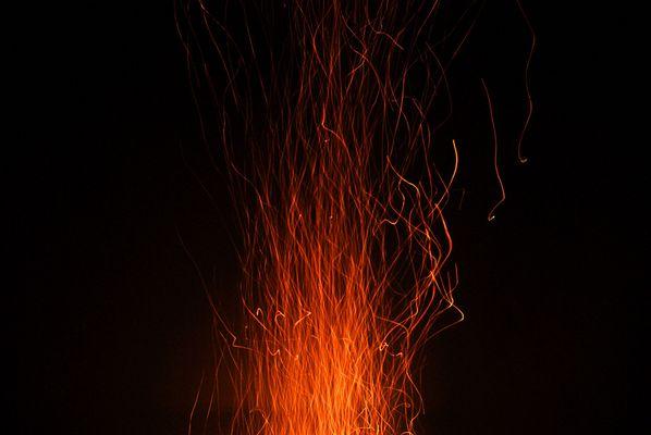 Poussière de feu