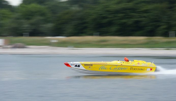 Power-Boat 2007 | Travemünde