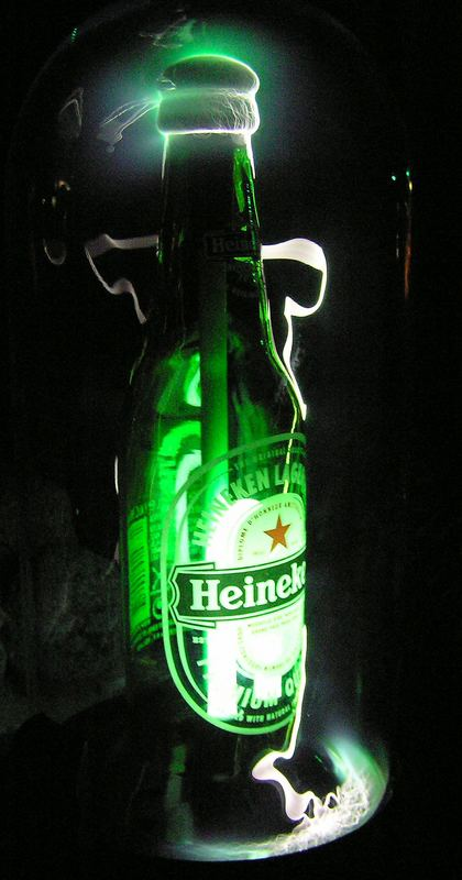 Power meets Heineken!