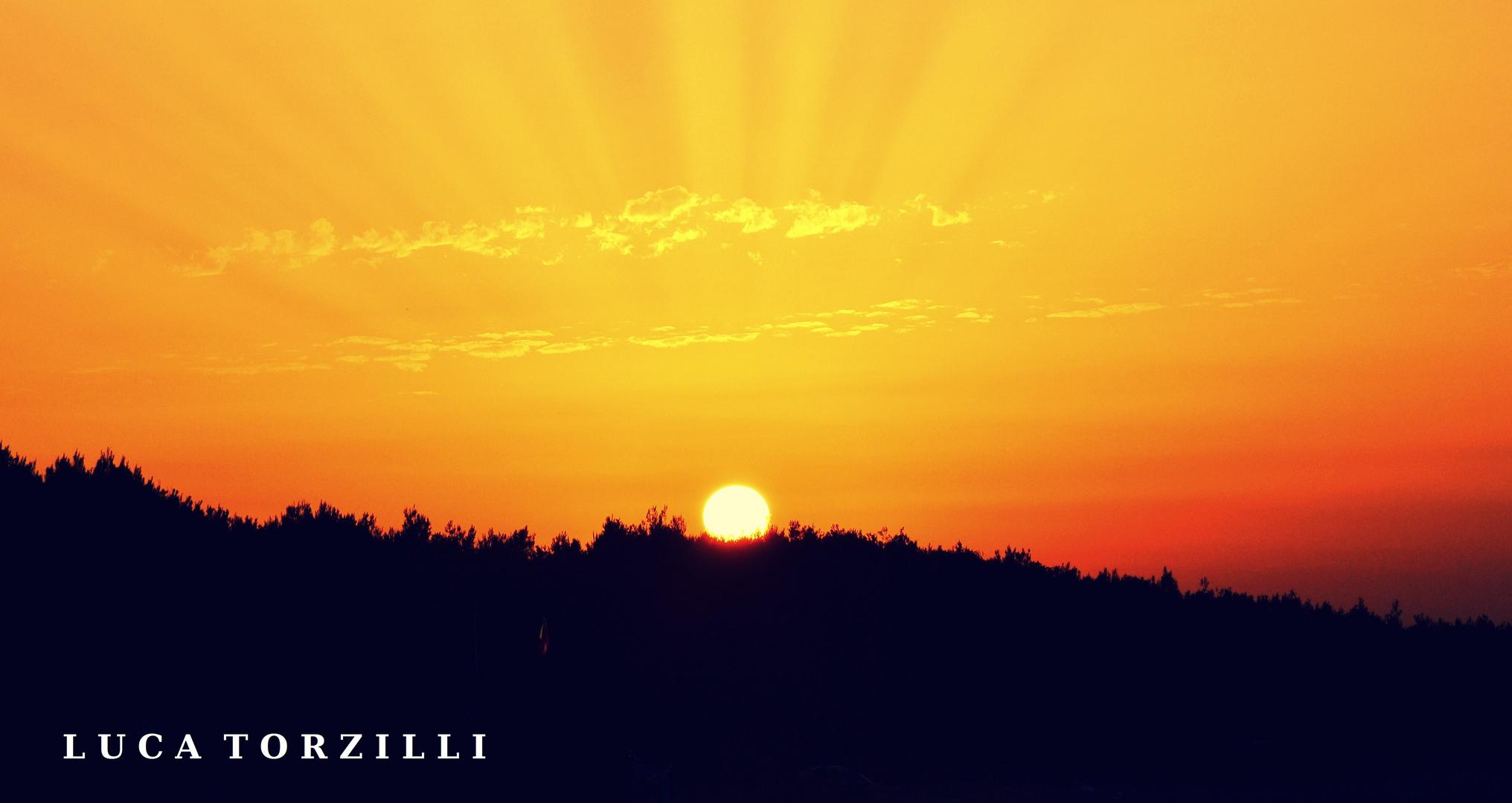 Power Of Sunset.