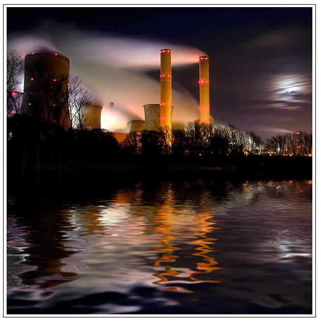 POWER PLANT REFLECTIONS