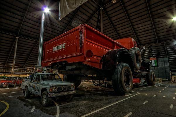 --- Power Wagon ---