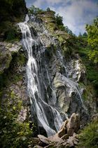 *Powerscourt Waterfall*