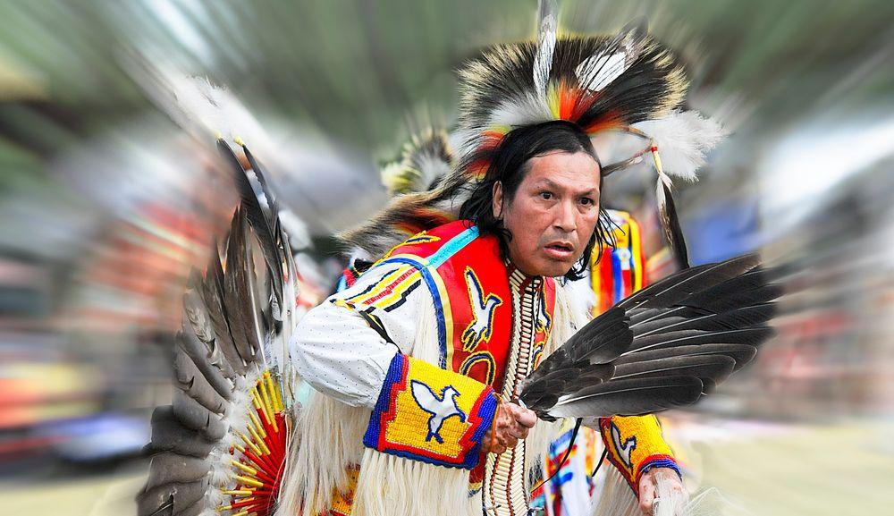 PowWow von MANZO Ca