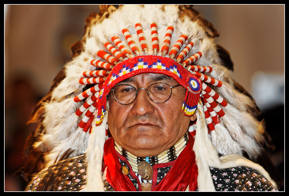 Powwow - Häuptling
