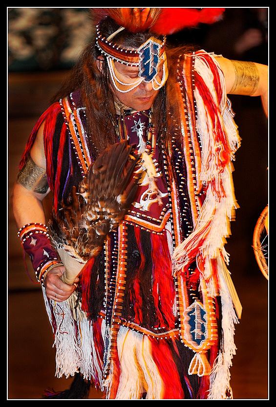 Powwow - Tänzer