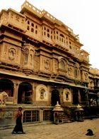 Prachtsbau in Jaisalmer