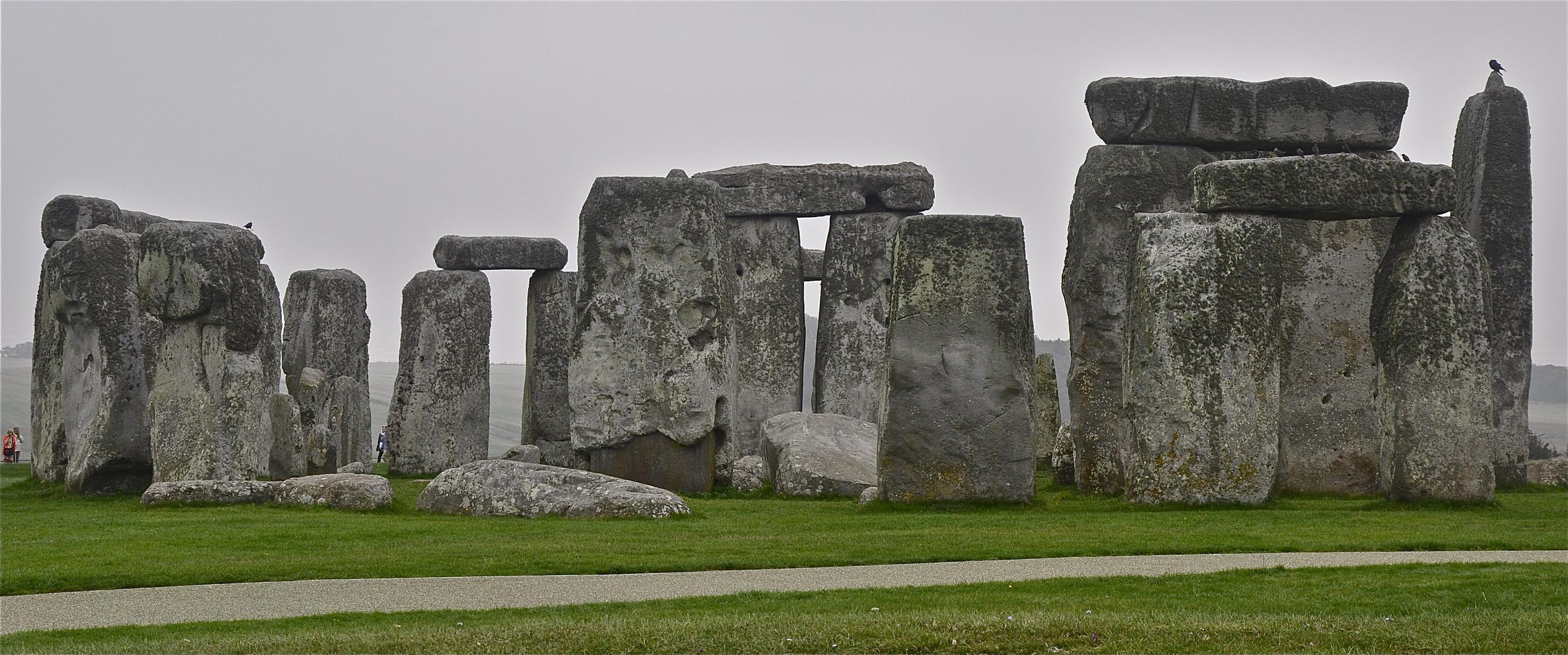 Prähistorisches Monument: Stonehenge