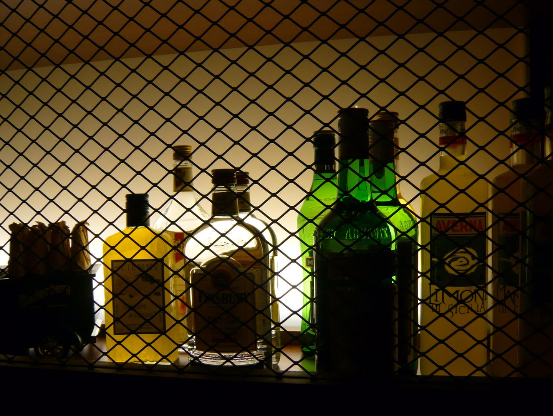 Prävention: Alkohol hinter Gittern