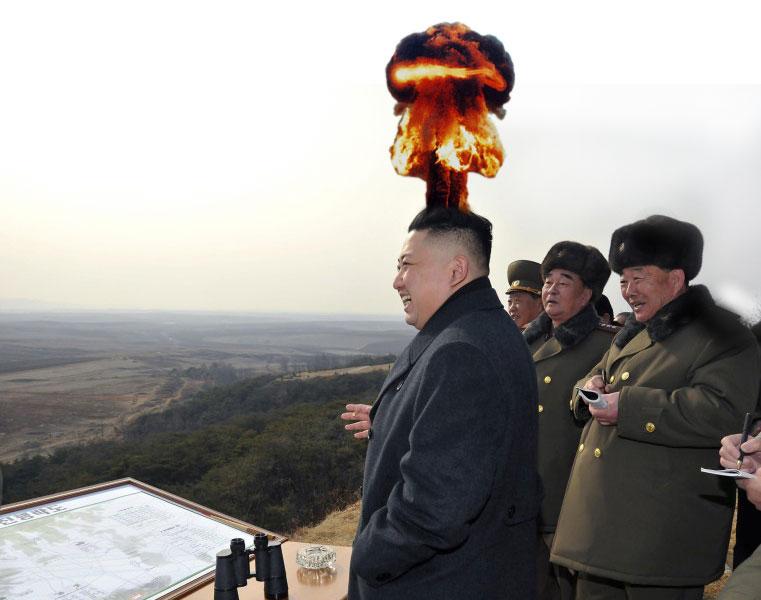 präventiver Atomschlag