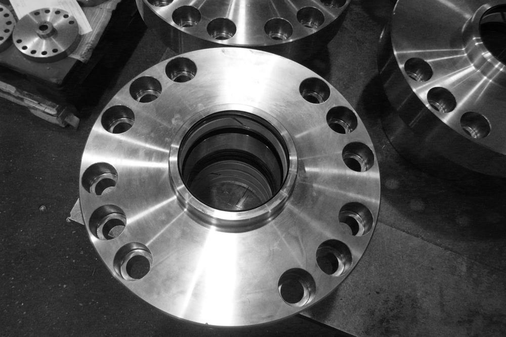 Präzisionsteile für Hydraulikzylinder