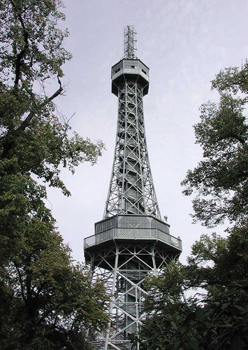 PRAG (3) Der Petin Tower