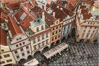 PRAG 9 - BLICK NACH UNTEN