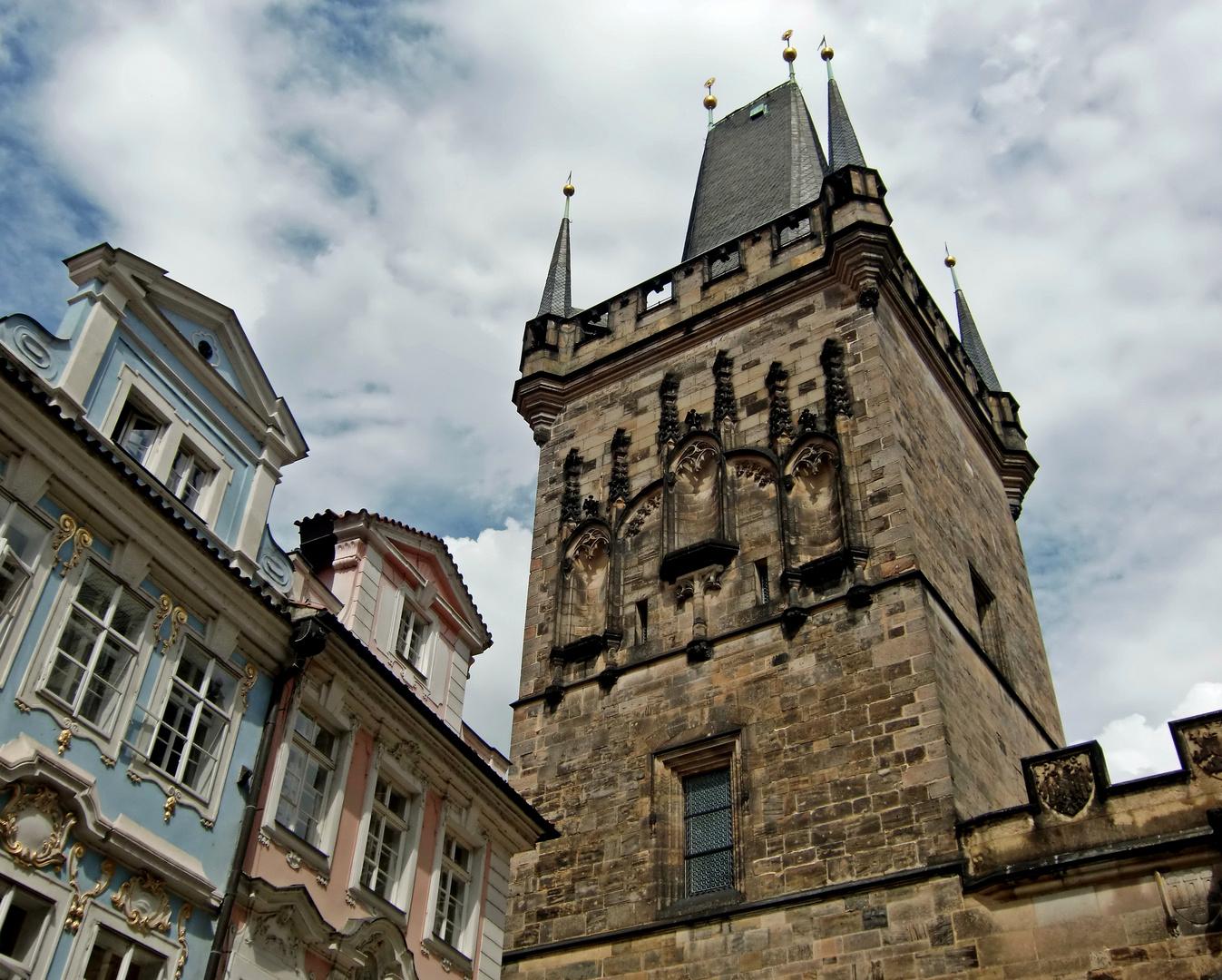 Prag - alt und neu