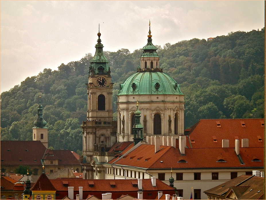 Prag - Ansichten einer Stadt
