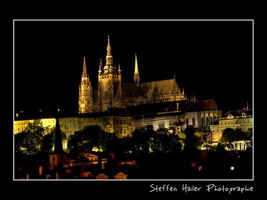 Prag bei Nacht 08