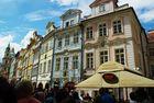 Prag - buntes Treiben